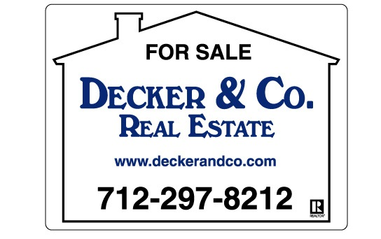Decker & Co. Real Estate - Calhoun County Iowa